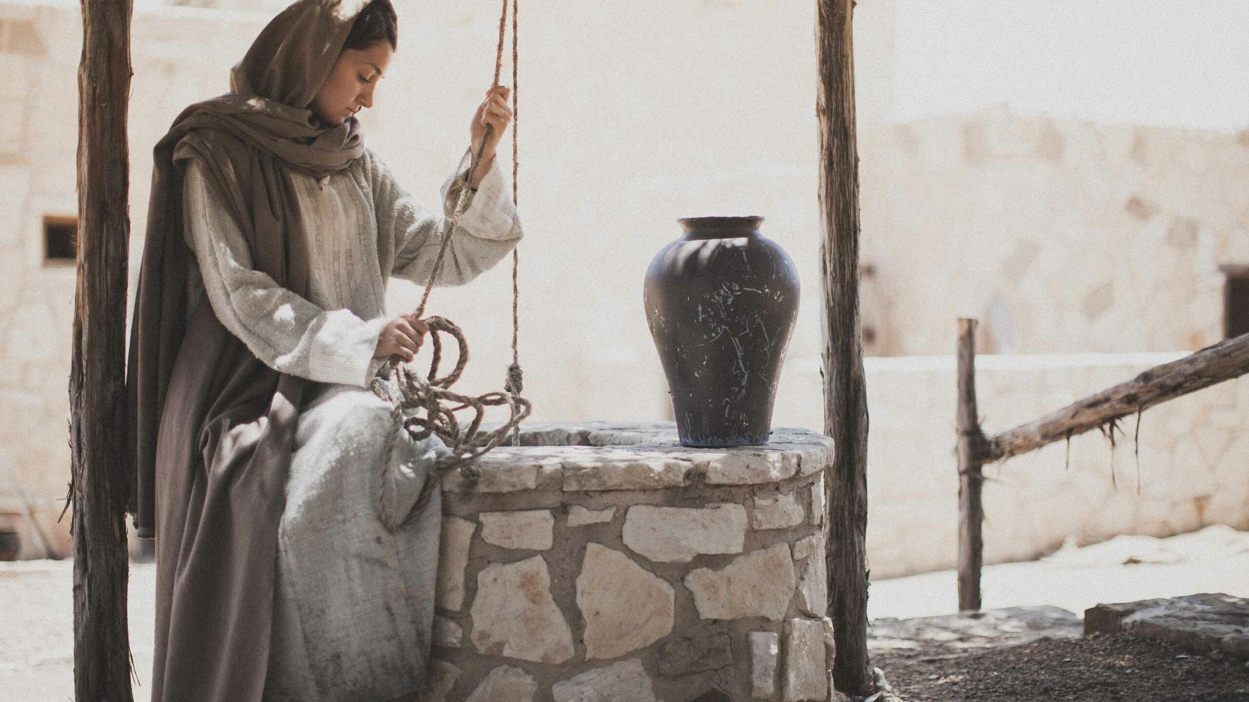 The Woman At The Well: Freedom in Truth